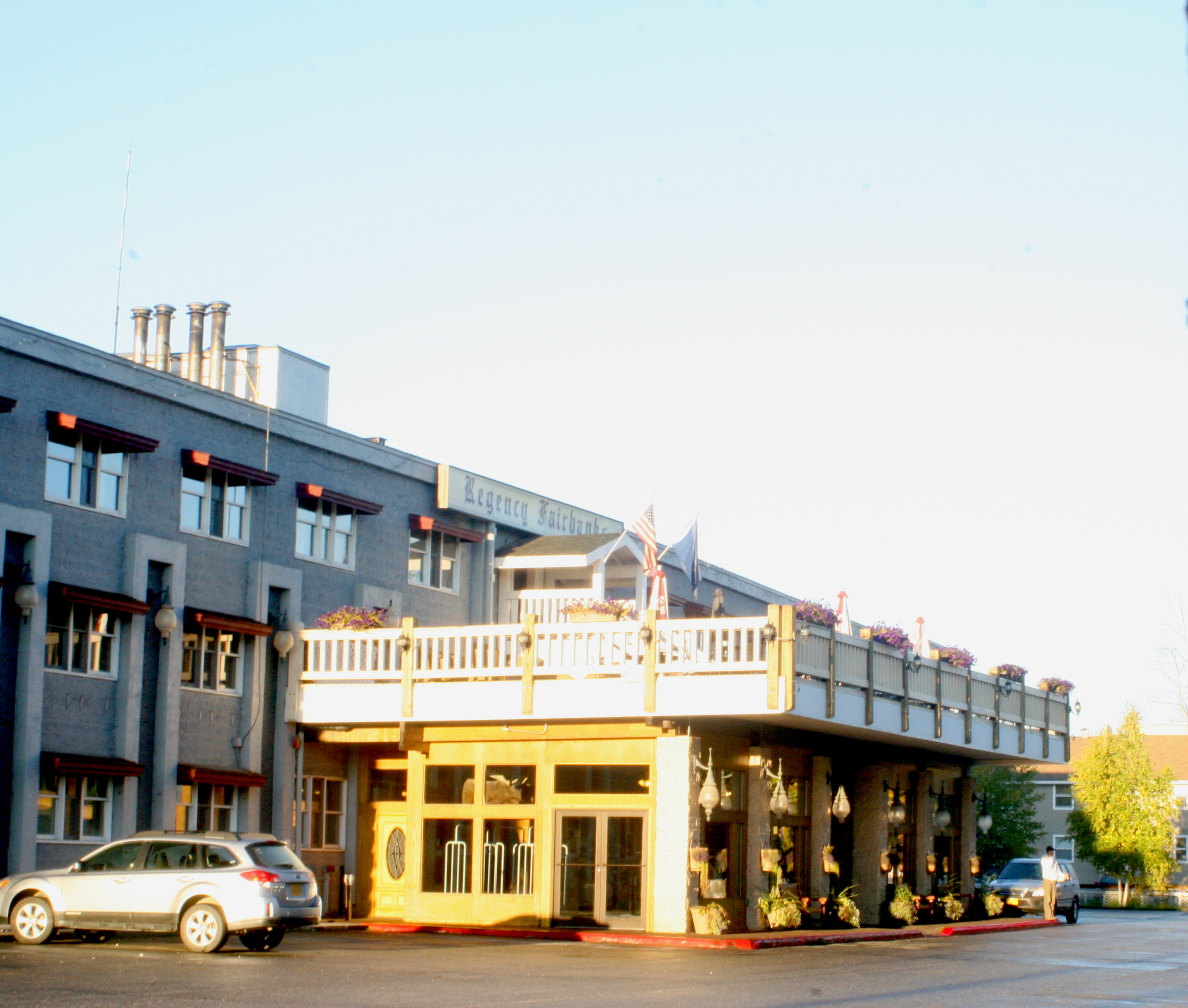 Fairbanks Regency Hotel
